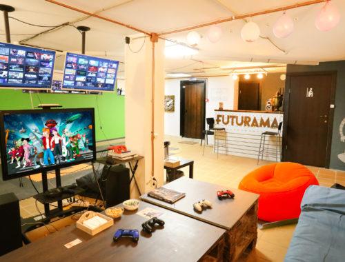 Клуб виртуальной реальности в Пскове FUTURAMA
